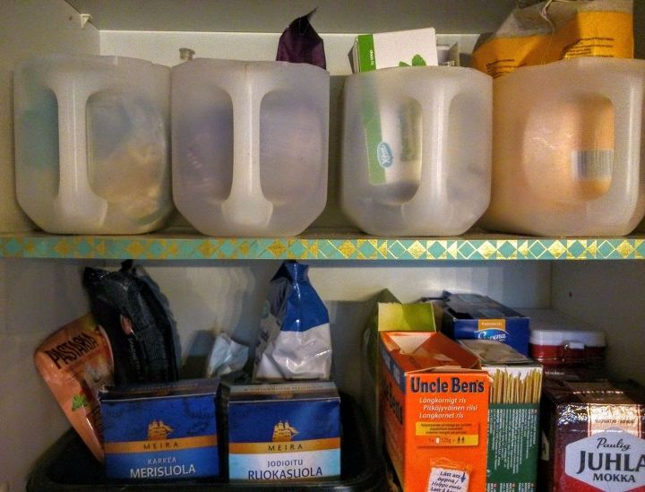 Storage Containers From Plastic Canisters Hometalk