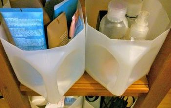 Storage Containers From Plastic Canisters