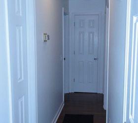 Banishing the Boring Narrow Hallway Hometalk