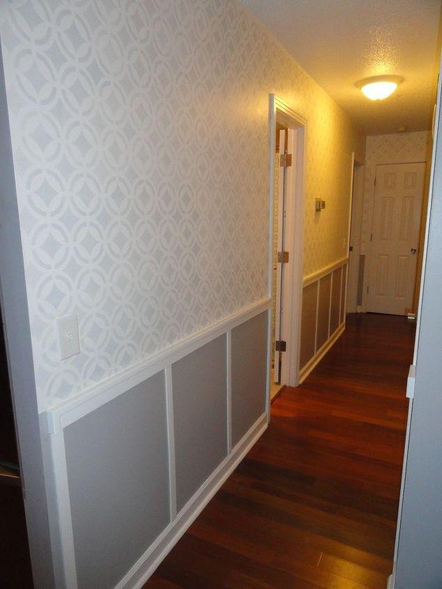 Narrow Foyer Near Me : Banishing the boring narrow hallway hometalk