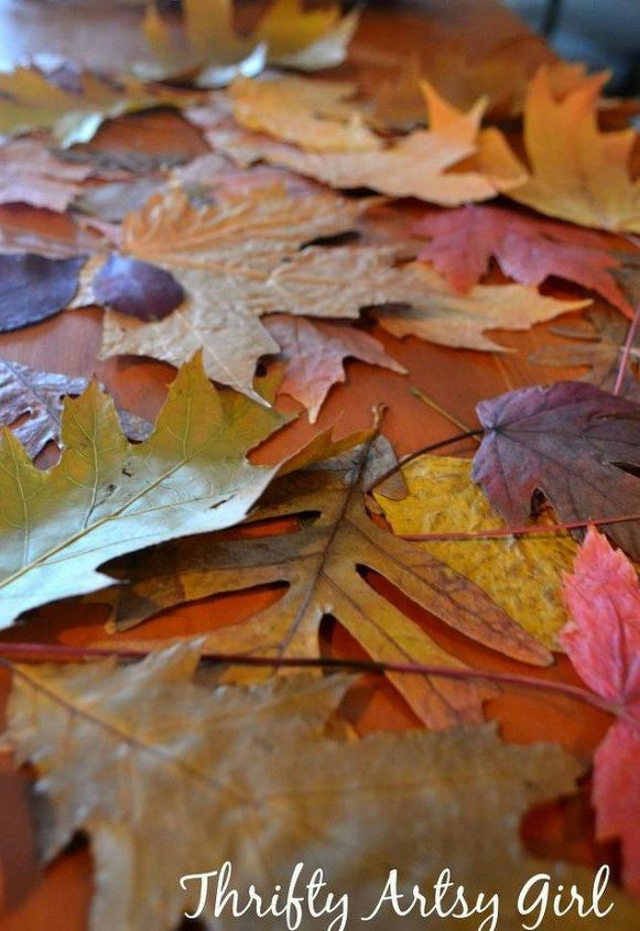 s why everyone is excited to rake leaves this fall, gardening, Their colors can be preserved forever