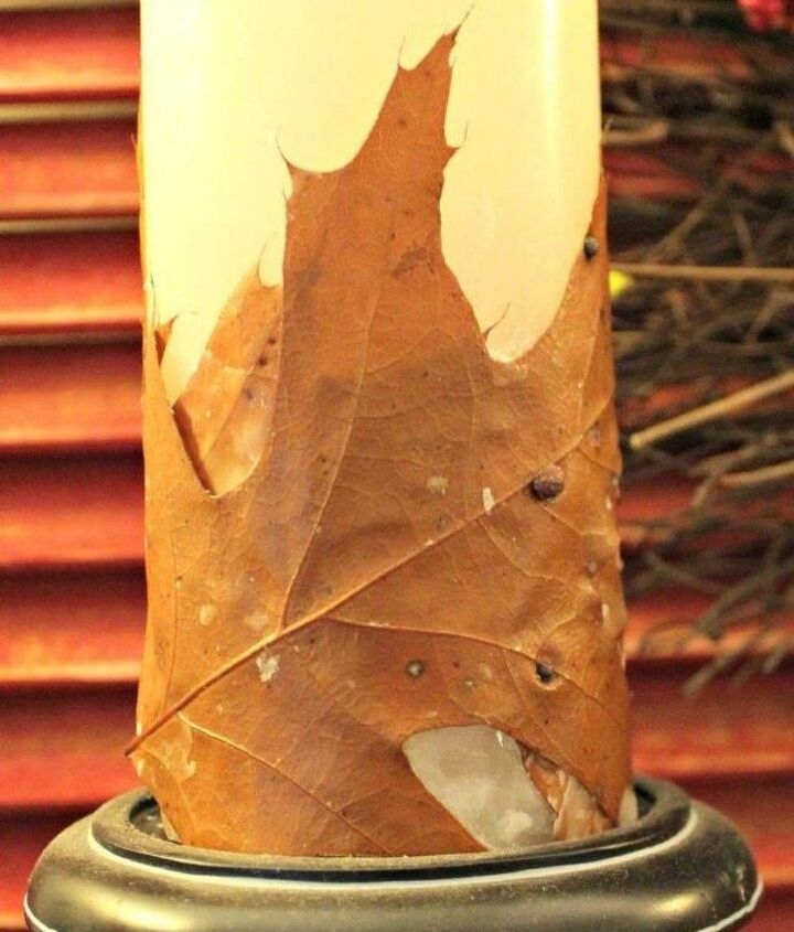 s why everyone is excited to rake leaves this fall, gardening, They upgrade candles to Pottery Barn quality