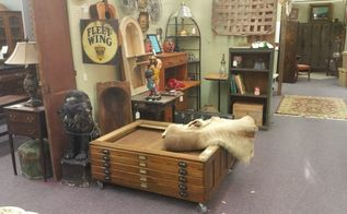 Antique File Cabinet Coffee Table Hometalk