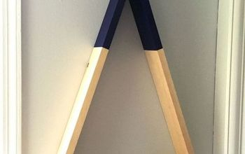 DIY Nursery Teepee Shelf