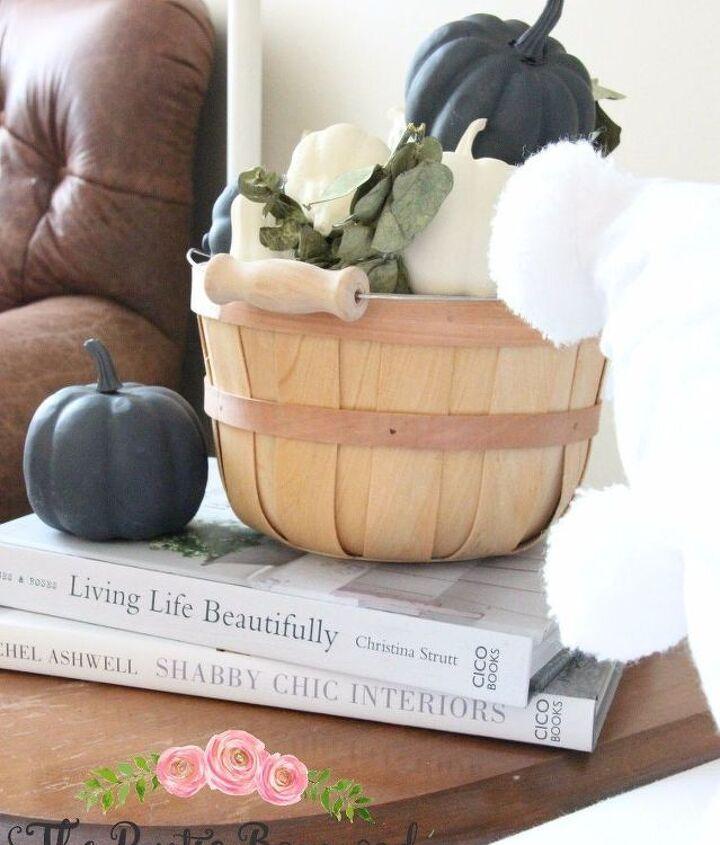 spray painted pumpkins, crafts, seasonal holiday decor