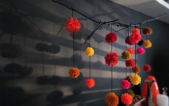Pompom Fall Decoration