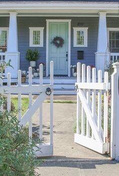 fall porch makeover, home decor, patio, seasonal holiday decor