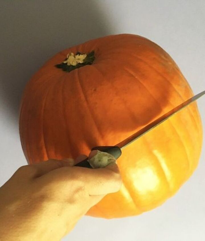 autumn party pumpkin bowl, crafts, how to, repurposing upcycling, seasonal holiday decor