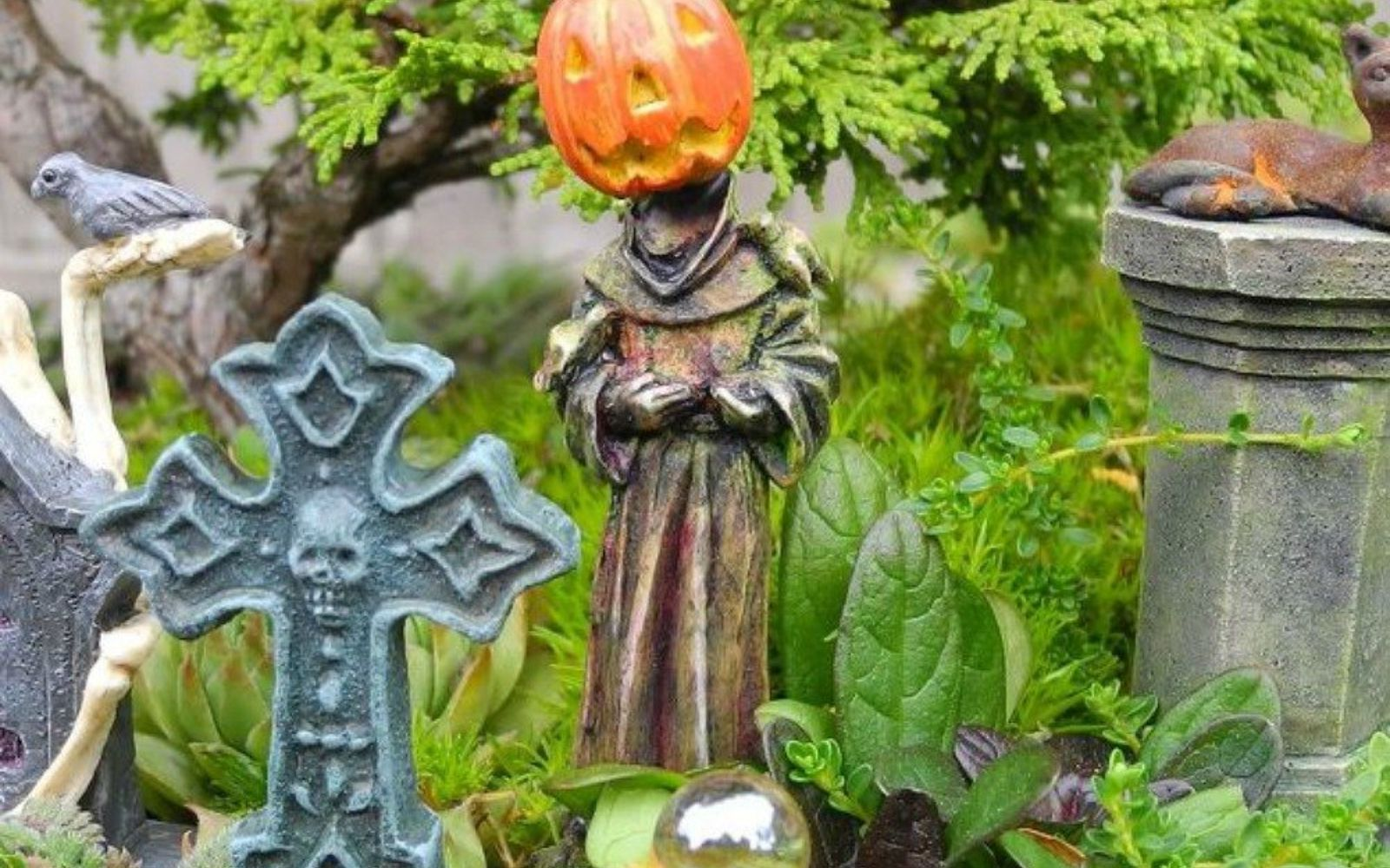 Home Design Ideas Decorating Gardening: Make Your Neighbors Giggle With These 9 Halloween Fairy