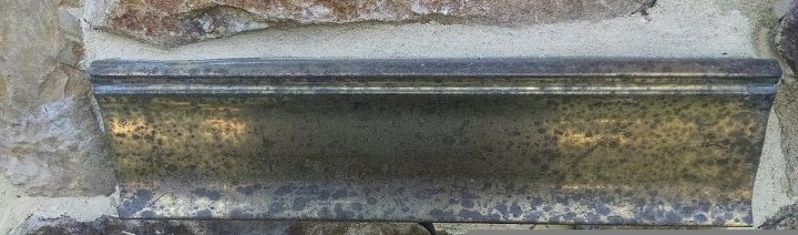 q removing rust from mail slot, cleaning tips, outdoor furniture, outdoors cleaning