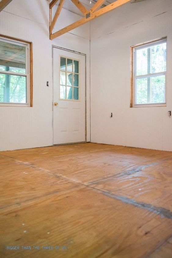How To Install Laminate Flooring In Just 3 Hours Hometalk