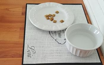 Diy Personalized Elevated Pet Feeder Hometalk