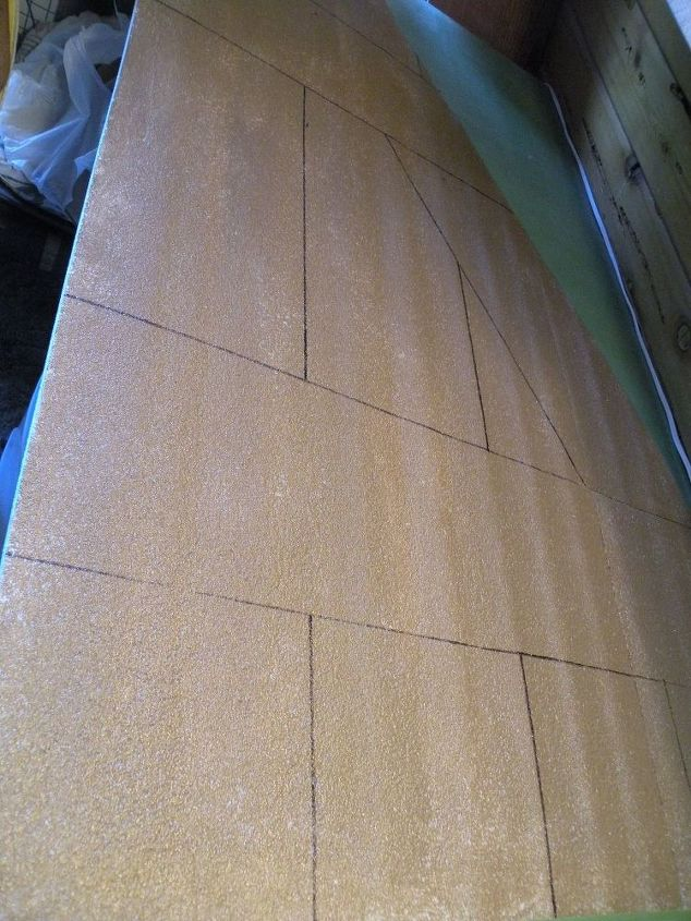 window covering solution for odd shaped windows, pallet, window treatments