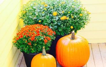 five little pumpkins simple fall decorating , doors, halloween decorations, home decor, painted furniture, seasonal holiday decor