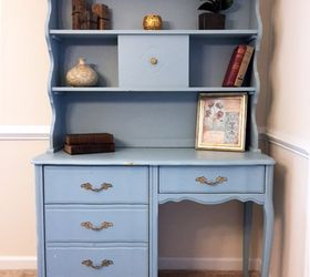 French Provincial Furniture Project, Painted Furniture