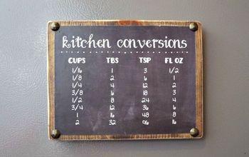 Wood Kitchen Conversion