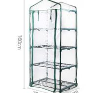 q does anyone use one of these plastic mini greenhouses , gardening, plant care