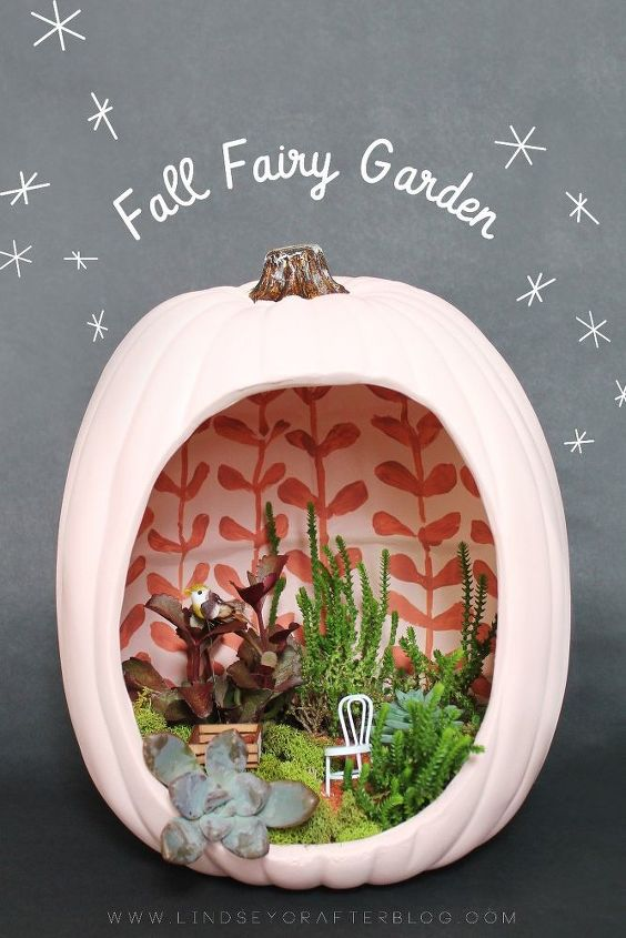 Fall Fairy Garden Hometalk