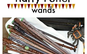 How to Make Your Own Harry Potter Wands
