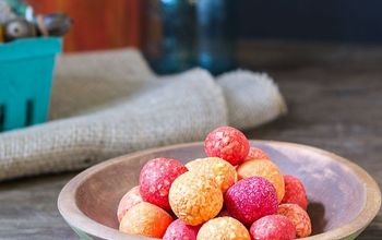 Homemade Soap Balls