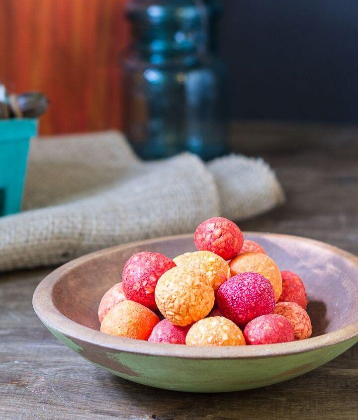 Decorative Soap Balls: How To Make Homemade Soap Balls