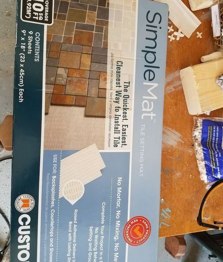 learn to tile like a pro, bathroom ideas, cleaning tips, countertops, decks, repurposing upcycling, tiling