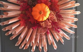 store fall book page wreath, crafts, home decor, wreaths