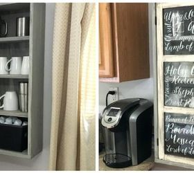 Cabinet Made From Old Window | Hometalk