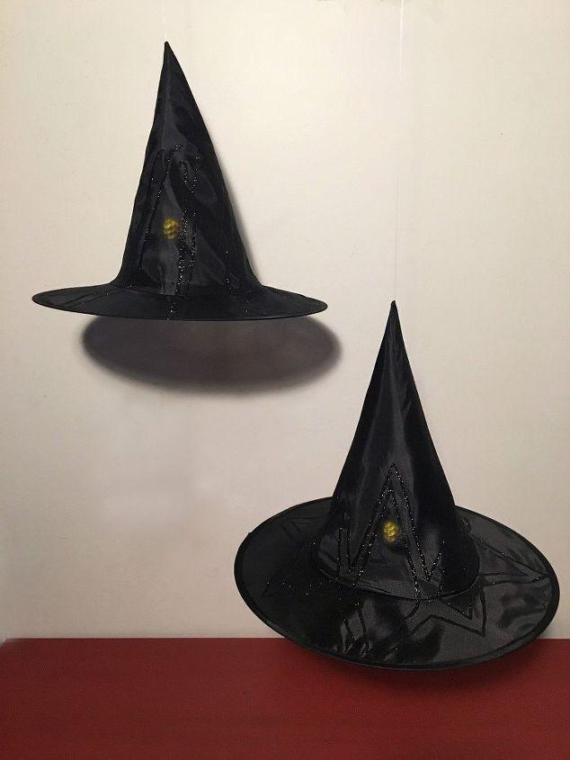 Hanging Witch Hat Luminaries Hometalk