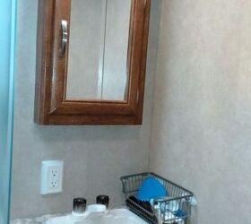 Rv Bathroom Vanity Hack, Bathroom Ideas
