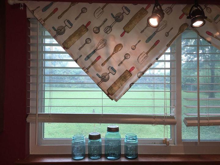 Creative Cheap Easy Curtain Hack Hometalk