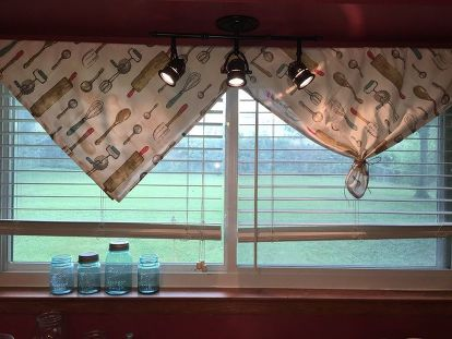 The Creative Cheap And Easy Curtain Hack Hometalk