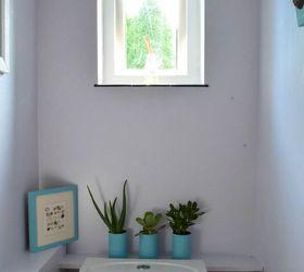 Thrifty Bathroom Update Beach Inspired, Bathroom Ideas Vickymcreations