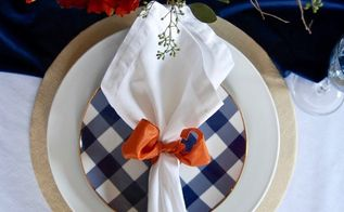 the easiest diy plate chargers ever no sewing or painting, cleaning tips, composting, crafts, dining room ideas, go green, home decor, how to, storage ideas, reupholster