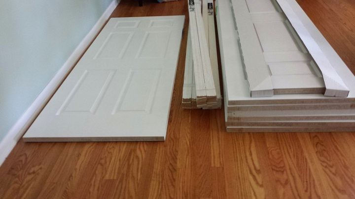 update your home with budget friendly interior slab doors, doors, home decor, home improvement, how to