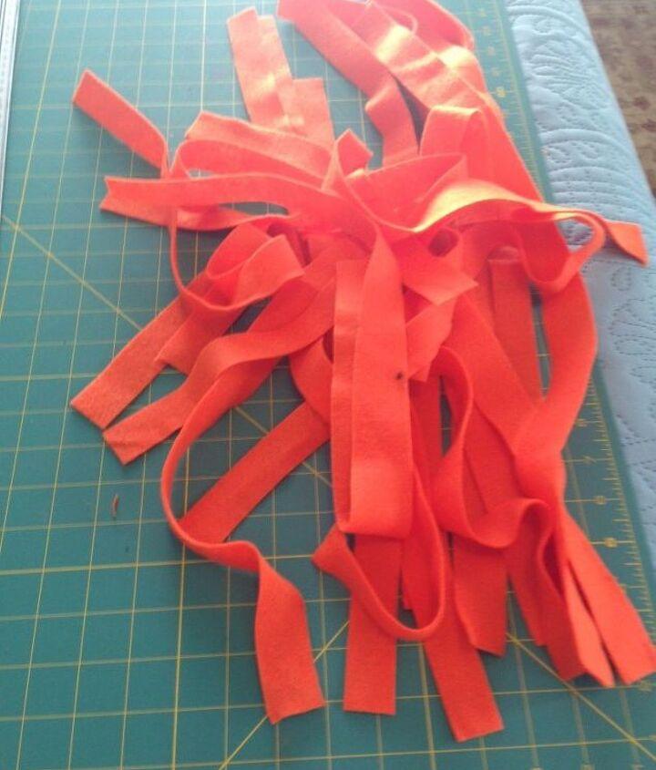 Lots of long 1 inch wide strips