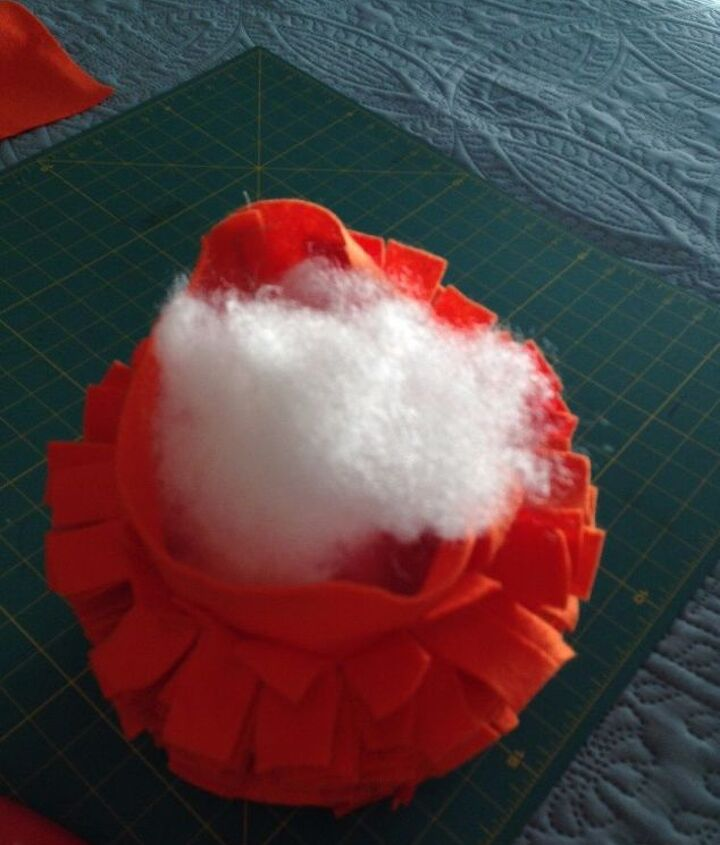 rag pumpkin, crafts, seasonal holiday decor