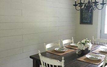 gorgeous shiplap at a fraction of the price, bedroom ideas, doors, home decor, outdoor living, painting, repurposing upcycling, wall decor
