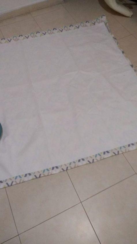 my diy baby room curtain, bedroom ideas, home decor, window treatments
