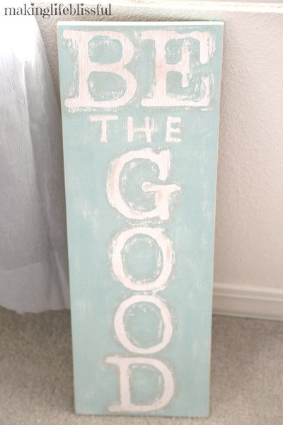 how to make a vintage sign for home decor, crafts, home decor, how to
