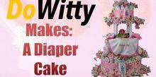baby diaper cake, bedroom ideas