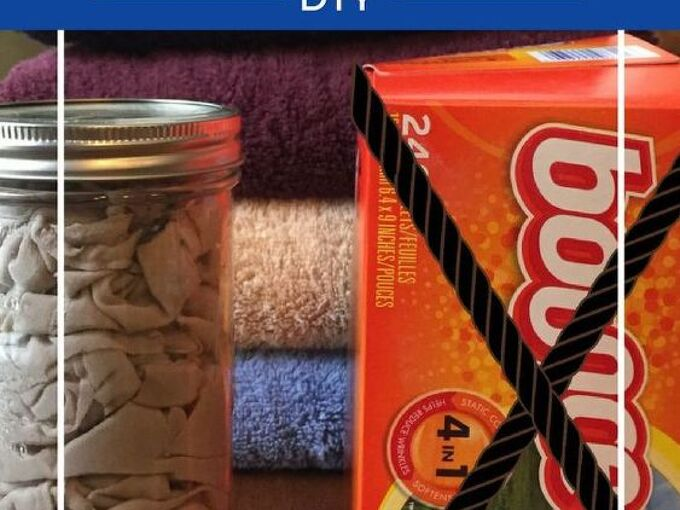 how to make your own reusable fabric softener dryer sheets, appliances, how to, reupholster