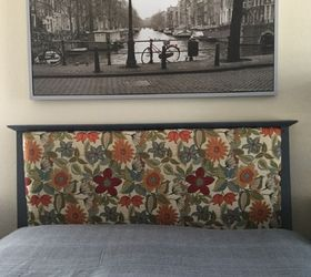 Bon Headboard Redo, Bedroom Ideas, How To, Reupholstoring, Reupholster