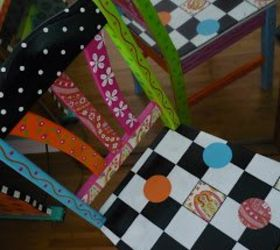 Charmant Q How To Paint Furniture Whimsical , Painted Furniture, Painting Wood  Furniture