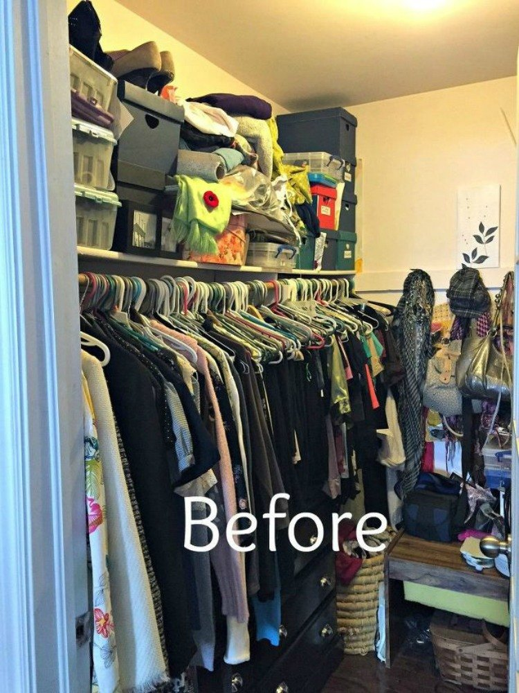 Your Quick Catalog Of Gorgeous Closet Makeover Ideas