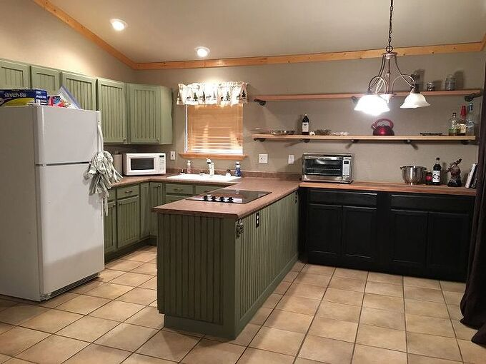What paint colors to pair with natural hickory | Hometalk on