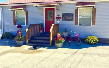 How to Give Curb Appeal to a New Business!