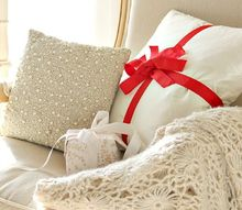 christmas cushion, christmas decorations, crafts