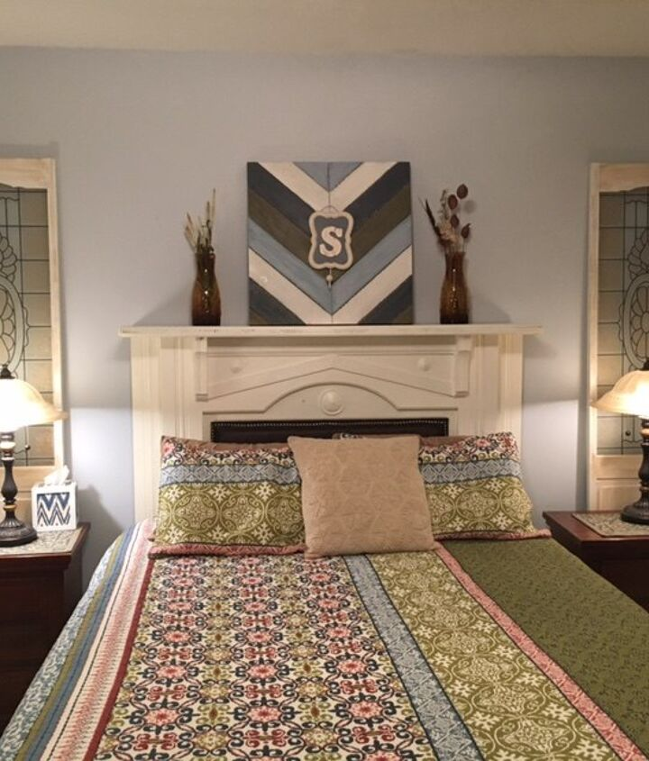 ugly mantel to bedroom beautiful , bedroom ideas, fireplaces mantels