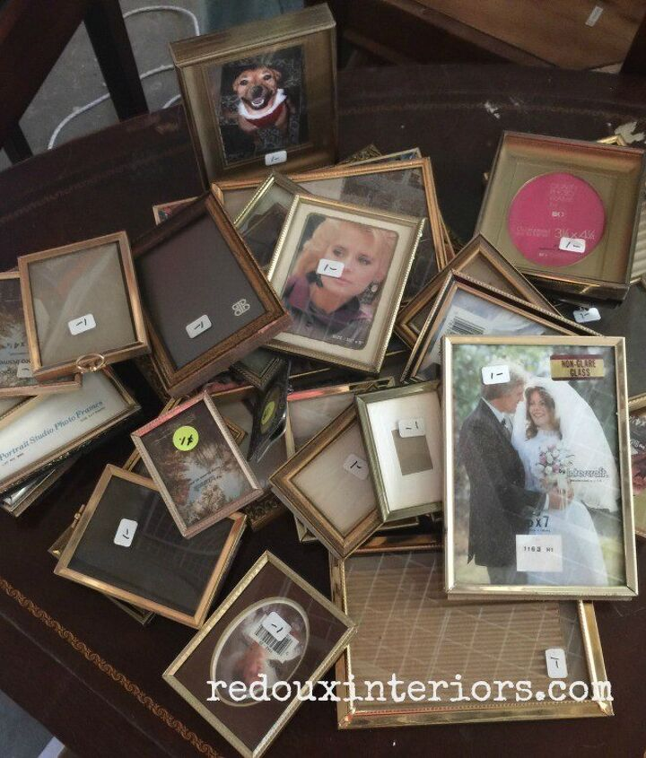 create a photo gallery wall on a small budget, flooring, garages, stairs